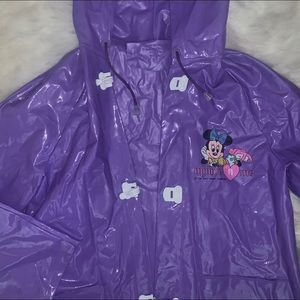 Deadstock Minnie n Me raincoat
